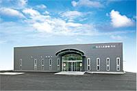 あぶくま斎場玉川(外観)
